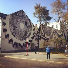 Łódź city     stencilcity, artist