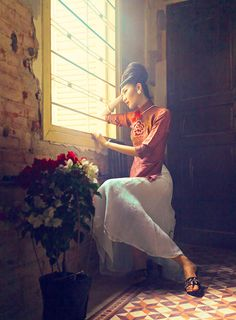 Jia Jing by Phuong My & Yin Chao for ELLE Vietnam