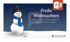 Leise rieselt der Schnee... nicht nur draußen, sondern ab jetzt auch in ihren PowerPoint-Vorlagen. Diese und viele weitere können Sie sich kostenlos auf unserer Website downloaden. FROHE WEIHNACHTEN! http://www.presentationload.de/weihnachtsvorlagen-animiert.html
