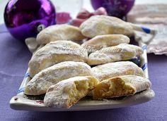 Kourabiedes (Biscotti Greci), ricetta dolce