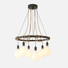 Tangled Chandelier - Antique Black Brass | Schoolhouse Electric and Supply Co.
