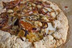 ... Pies and Tarts on Pinterest | Onion tart, Tarts and Goats cheese tart