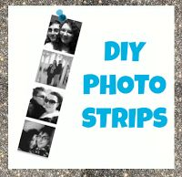 the life and times of belle: Craft: DIY Photo Strips...