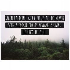 Not for me, Lord, but ALL for You. (Oh Lord, You're Beautiful - Keith Green) - Lyrics Scripture Quotes, Song Quotes, Bible Verses, Scriptures, Beautiful Lyrics, You're Beautiful, Christian Life, Christian Quotes, Green Song