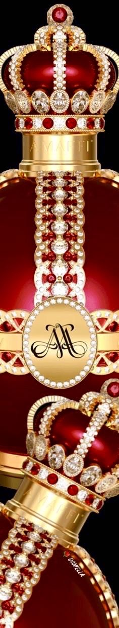 #Amaffi #Perfumes Red Perfume, Daughters Of The King, True Friends, Red Garnet, Shades Of Red, Elegant Woman, Gold Style, Bellisima, Red Gold