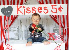 Kissing Booth | Valentines Mini Sessions