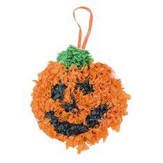 Pumpkin Craft Kit - OrientalTrading.com