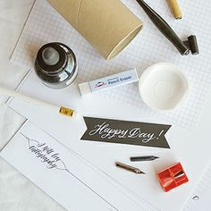 Calligraphy Kit and Workshop