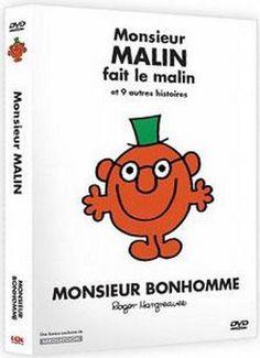 Monsieur bonhomme: monsieur malin fait le malin et 10 autres histoires (Version française) Distribution Select (Video) http://www.amazon.ca/dp/B004LSNJP0/ref=cm_sw_r_pi_dp_Wux1ub1HGNK3X