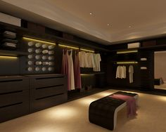 Closet Walk-in Closet Design, Pictures, Remodel, Decor and Ideas - page 14
