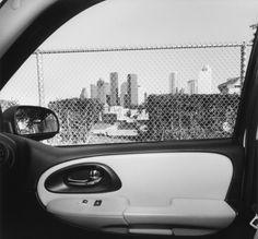 Lee Friedlander, Houston, Texas, 2006 (America by Car)