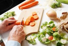 As we age our taste buds change.  Keeping a balanced diet for seniors becomes a challenge, mix it up and get them involved in the process.