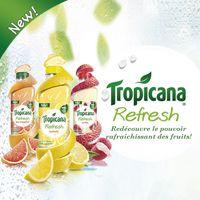 Les Initiés - Tropicana Refresh