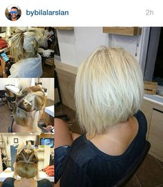 Olaplex Short Hair Styles. More Information. More Information. True 90  Degree Haircut