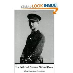 The Collected Poems of Wilfred Owen (New Directions Book)