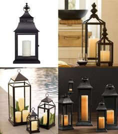 DIY::How to make a Pottery Barn Lantern for FIVE DOLLARS |
