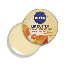Best Lip Balm: Nivea Lip Butter - Shape Magazine