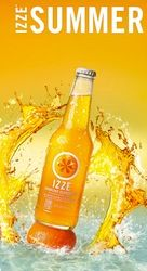 $1/1 IZZE 4 Pack Coupon (Facebook)