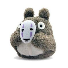 Totoro on No face mask