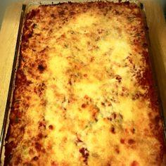 Tomato, Basil; Cheese Pasta Bake