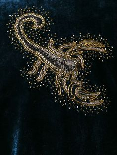 Embroidery for the lady of House Qorgyle would wear, Pucci