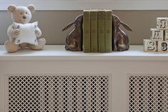 bunny book ends via Restoration Hardware www.rhbabyandchil bunny book ends via Restoration Hardware Nursery Twins, Baby Nursery Neutral, Nursery Crib, Girl Baby Shower Decorations, Baby Room Decor, Nursery Decor, Toddler And Baby Room, Homemade Baby Toys, Bunny Book