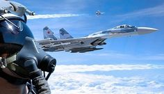 Tiêm kích Su-35 khiến phương Tây 'nghiêng mình'