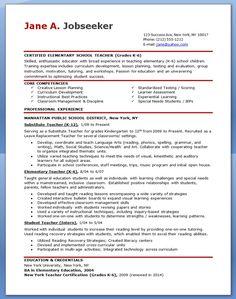 hipster resume for elementary teacher - Free Resume Templates For Teachers
