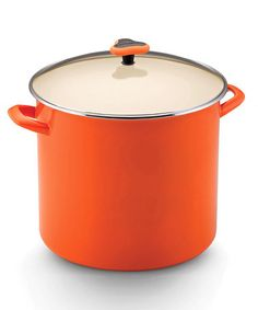 I just bought this Rachael Ray 16-qt stock pot on zulily! Awesome deal. Hopefully--no more charred spinach episodes!! =) www.littleolives.blogspot.com