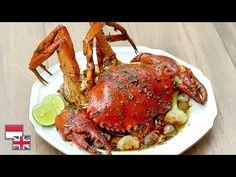 Resep Kepiting Mentega: Bisa Ganti Udang / Kerang [Caramelized Butter Crab] - YouTube