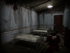 scary empty room - Google Search