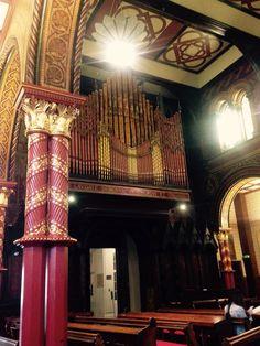 King's College London, Chapel.