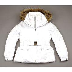 white ski jacket - Google Search