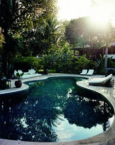 UXUA Casa Hotel & Spa is a luxury boutique hotel in Trancoso, Brazil. Book UXUA Casa Hotel & Spa on Splendia and benefit from exclusive special offers ! Outdoor Spaces, Outdoor Living, Outdoor Pool, Pool Backyard, Pool Landscaping, Casa Hotel, Hotel Spa, Living Haus, Gazebos