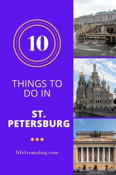 20 amazing things to do in St Petersburg - The cultural capital of Russia. From when to visit to what to do in St Petersburg, Russia. Europe Travel Guide, Asia Travel, Travel Destinations, Travel Guides, Wanderlust Travel, Visit Russia, Cultural Capital, Travel Photography, Night Photography