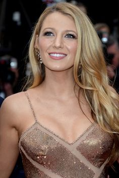Blake Lively Cannes Beleza Entrevista (Vogue.co.uk)