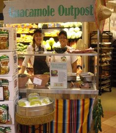 Our Roche Bros. guacamole is handmade in store with fresh avocados, onions, lime, cilantro, salt and pepper.