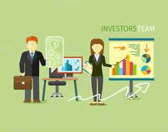 Investors Team People Group by robuart on @creativemarket