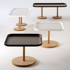 Channels Tables designed by Samuel Chan