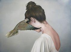 Amy Judd 'Warm Whispers' © Artist