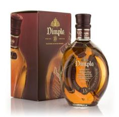 """Haig Dimple 15 Year Old -- Haig Dimple, or 'Dimple Pinch' as it's called in the US of A, recently popped up in everybody's favourite programme Breaking Bad! A blend with a high malt proportion, including whiskies from Glenkinchie and Linkwood. """"Dimple Pinch. Neat."""""""
