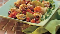 Pasta salad is dinner-ready in less than 30 minutes.