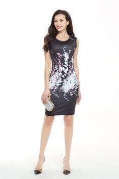 Womens Skinny Bodycon  Mini Dress wrap dress