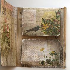Layers of ink: Family Folio Tutorial