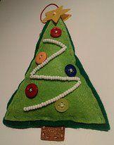 Enfeite Árvore de Natal - 3,00€
