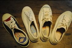 from ♥ SpeedStar   Converse Fast Break Pro-Keds PF industry usa made   a1ccbb3ee