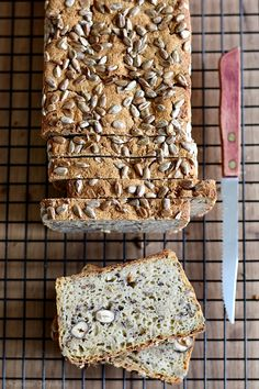 Cooking Recipes, Healthy Recipes, Paleo, Food And Drink, Bread, Allergies, Diet, Chef Recipes, Brot