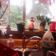 part of my kitchen .Photo