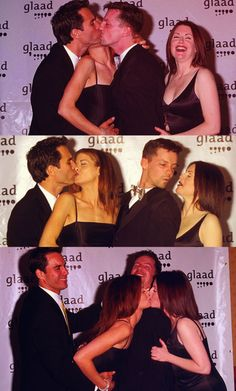 Equality. Will and grace. Love.