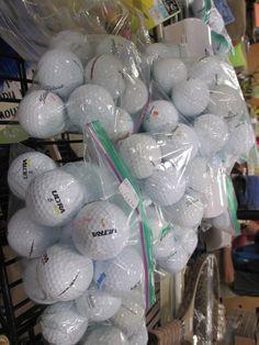 Golf Balls Galore -  get a bag for just $.99 at SOBT GW.